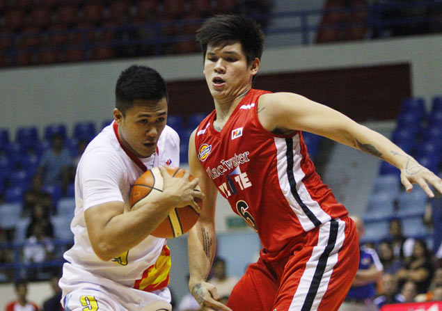 First-time All-Star Jericho Cruz looks forward to reunion with college coach Leo Austria