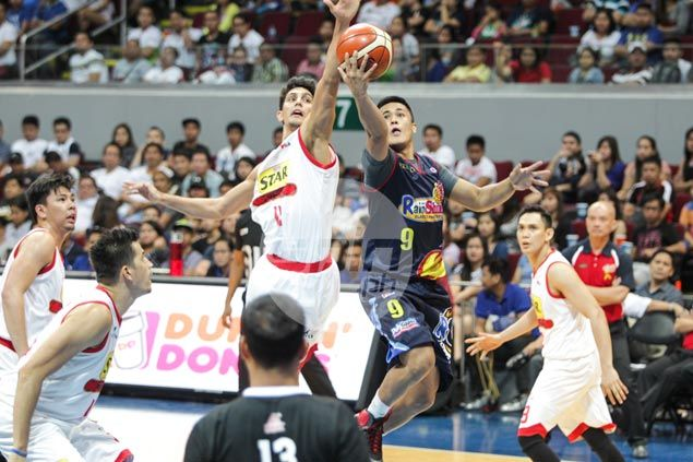 Rain or Shine begins PBA season in style as hot-starting Star fades in the end