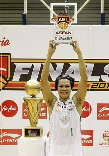 Jerick Canada named Finals MVP as Bangkok City sweeps Malaysia Dragons in ABL finals