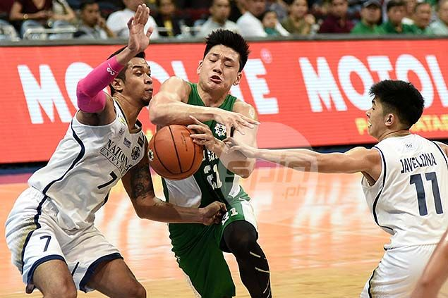 Jeron Teng defiant after another loss, says DLSU fate still in Green Archers' hands