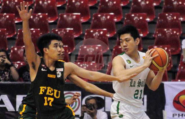 La Salle on track for title repeat after beating FEU Tamaraws to reach PCCL finals