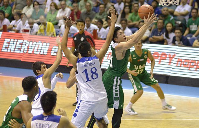 Jeron Teng's maturity and improved free throw shooting paying dividends for La Salle