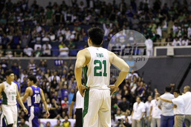 Defense is the name of game for Jeron Teng, Green Archers under new coach Aldin Ayo