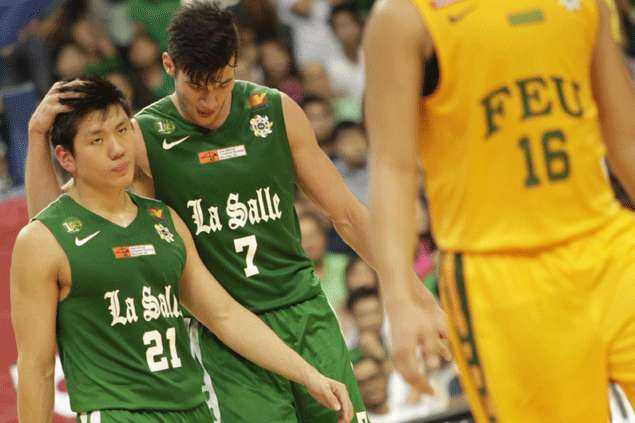 Leaving out Jeron Teng, La Salle teammates from Gilas cadet team purely a 'coach's decision,' says SBP