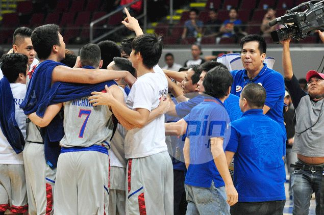 After forgettable stint as UE coach, Jerry Codiñera finds redemption with surprising Chiefs