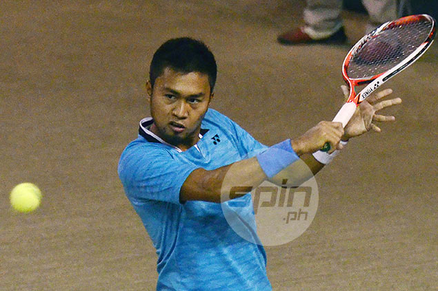 Thailand eases past Philippines to reach promotion tie in Davis Cup Asia Oceania