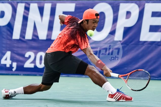 Patrombon, Alcantara Lim fall at the first hurdle in ATP Challenger Philippine Open