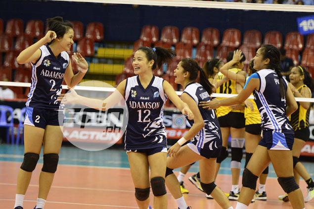 Jessica Galanza shows she's ready to fill leadership void for Adamson Lady Falcons