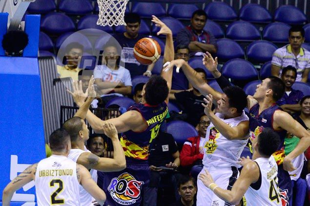 Jewel Ponferrada proves a gem for Rain or Shine in win over fading Barako Bull