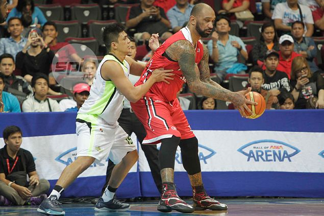 All in a day's work as Jewel Ponferada gets under the skin of KIA import Peter Ramos