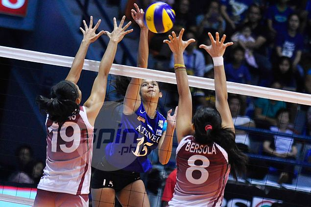 Is Jhoana Maraguinot the 'Next Alyssa?' Valdez says Ateneo rising star is even better than her
