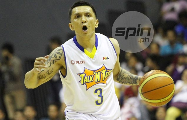 Gilas hero Jimmy Alapag gets much-needed break, relegated to Talk 'N Text reserve list