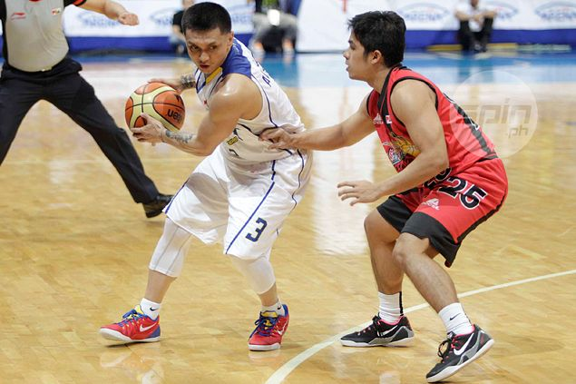 Jimmy Alapag leapfrogs Magsanoc to move to No. 2 behind Caidic in three-point list