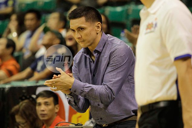 Fitting curtain call as Salud names Jimmy Alapag '13th man' of South team in PBA All-Stars
