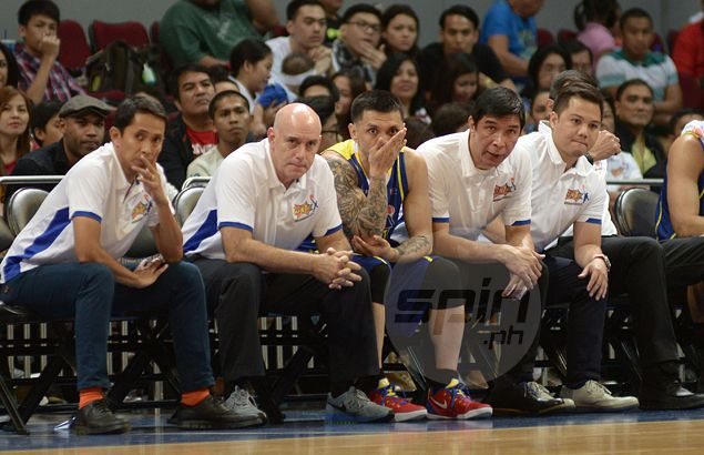 Jimmy Alapag open to becoming part of Gilas coaching staff under Tab Baldwin