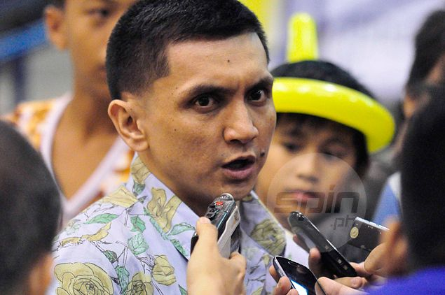 Jimmy Alapag shows interest in strengthening SBP grassroots program