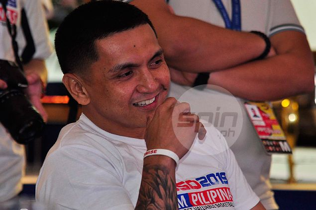 Jimmy Alapag's inclusion in Gilas depends on turnout of players, says Tab Baldwin
