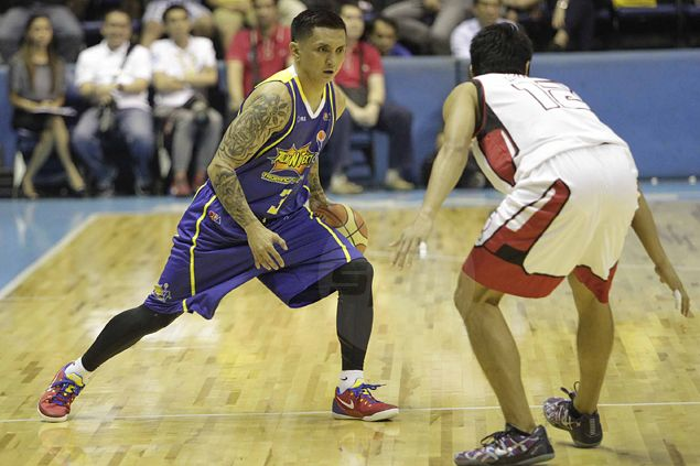 Gilas star Jimmy Alapag says dribble-drive system perfect for height-challenged Filipinos