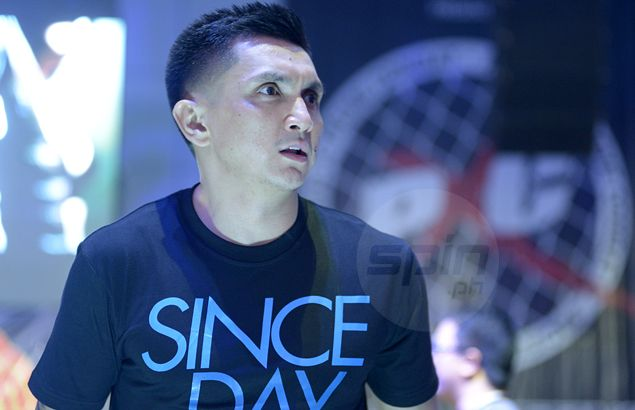 Jimmy Alapag a big MMA fan after growing up watching Bruce Lee movies with dad