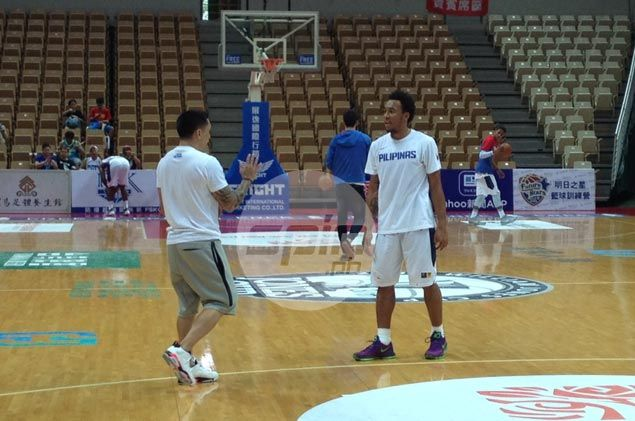 Gilas guard Jimmy Alapag in race against time to be fit for Fiba Asia championship
