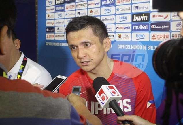 Jimmy Alapag refuses to reconsider Gilas retirement plan after heroic game against Argentina: 'It's time'