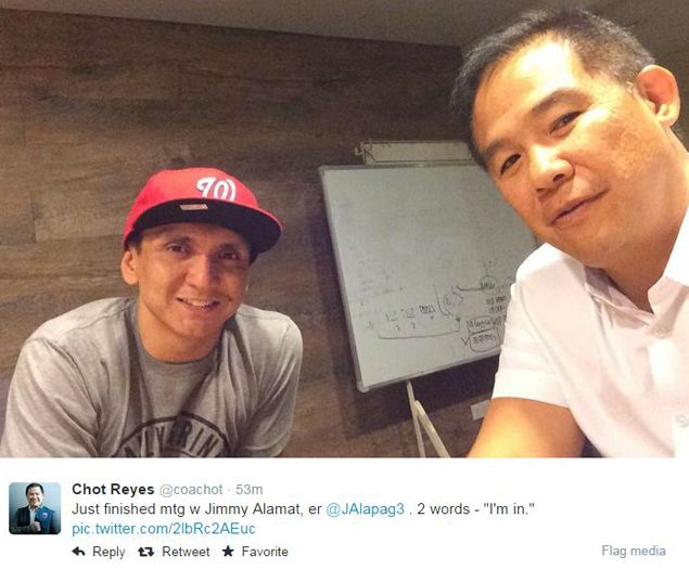 Jimmy Alapag holds of retirement, commits to Gilas in Asian Games: 'I'm in'