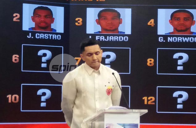 Alapag feels sorry for Tenorio, Abueva, but says the two are man enough to accept fate