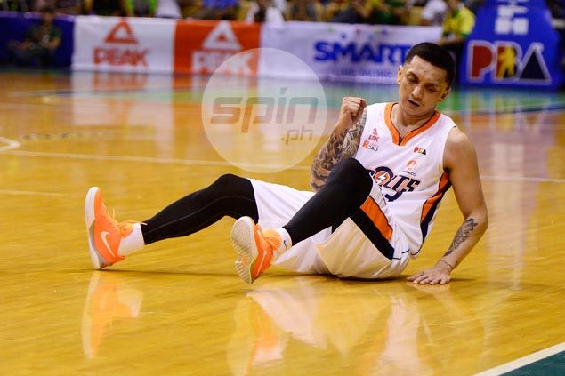 So used to winning, Jimmy Alapag admits Meralco struggle can get 'a little frustrating'