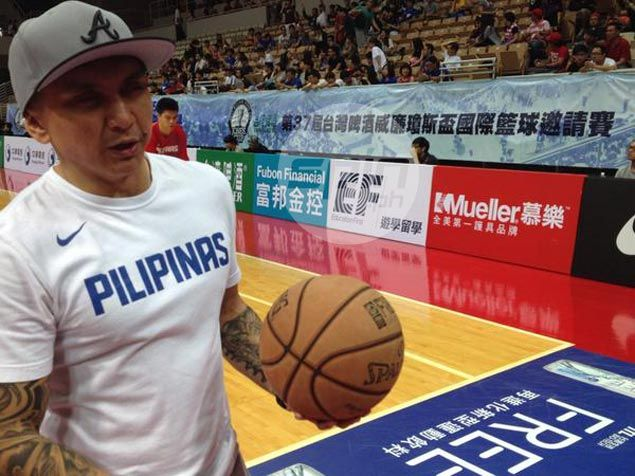Sleepless Alapag says long, back-and-forth trip to attend son's birthday well worth it