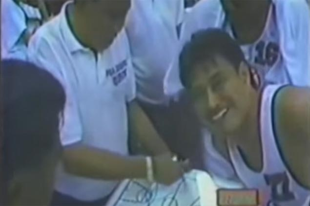 Seriously, comedian Jimmy Santos was really a good basketball player, says PBA great