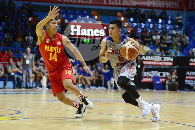 Distraught Jalalon pins poor performance vs Mapua on criticism after Arellano's first loss