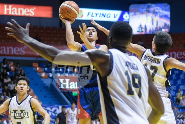 Fatigue not an issue as Gilas cadet Jio Jalalon carries Arellano to Filoil Cup finals