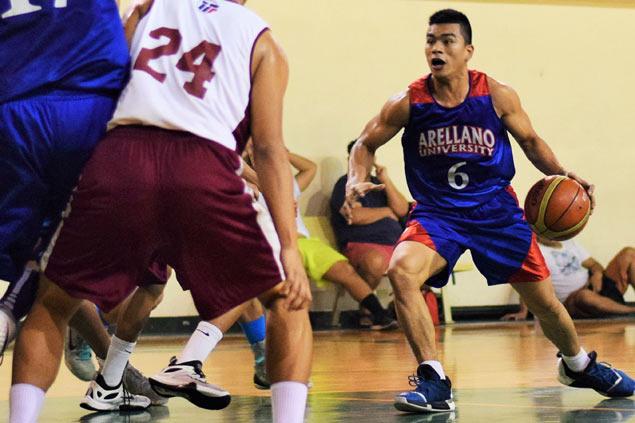Arellano Chiefs, Perpetual Altas arrange title showdown in Fr. Martin Cup Collegiate Open