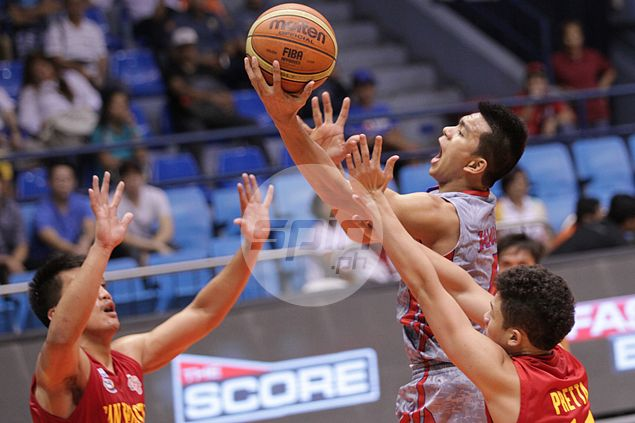 Red-hot Arellano Chiefs trounce SSC Stags for fourth straight win in NCAA