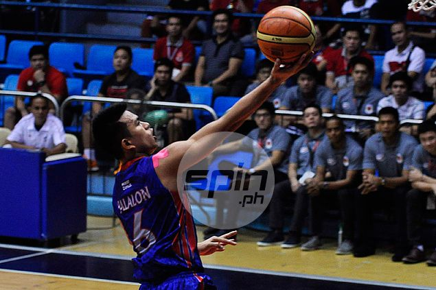 Gilas cadet Jiovani Jalalon atones for poor debut with a double-double effort in Chiefs' win over Pirates