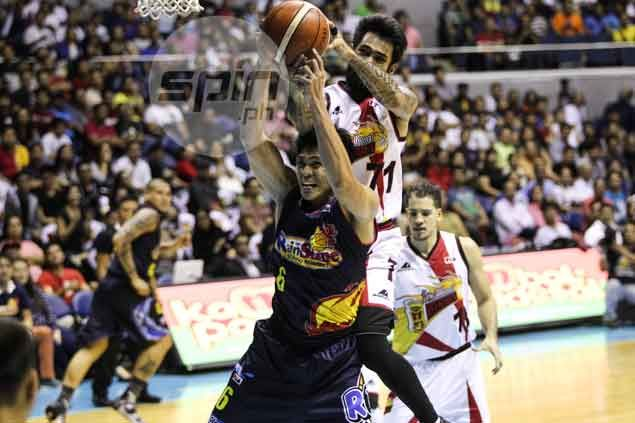 Sorry Jireh Ibañes insists there was no intention to hurt June Mar Fajardo