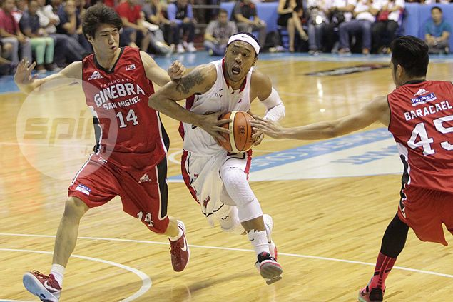 Apologetic Jiwan Kim explains decision to sit out crucial stretch of Ginebra loss to Alaska