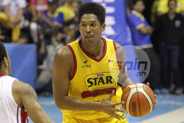 Joe Devance absence from Star Hotshots practice sparks talk of possible move