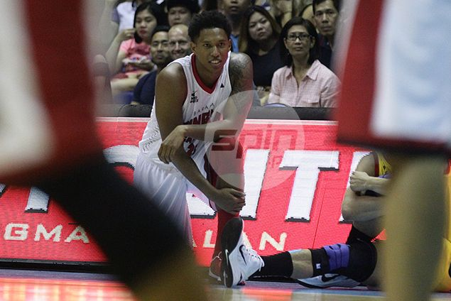 Ginebra new boy Joe Devance admits it was a 'weird feeling' going up against Star