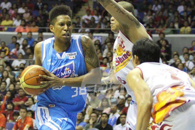 Joe Devance thrilled by Alapag endorsement, says he'll be happy to serve if picked for Gilas