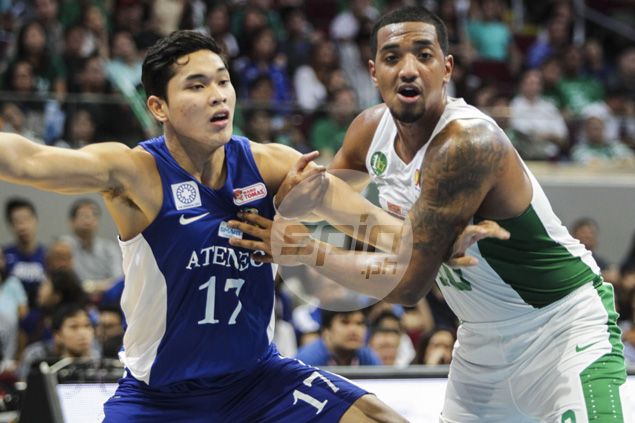 Past is past as Topex gives ex-Ateneo player John Apacible a second chance at Lyceum