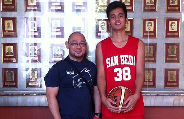 Promising Cebuano John Bryle Bahio commits to NCAA champion San Beda