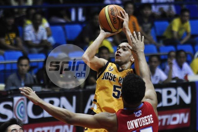 JRU Bombers pump life back into Final Four hopes after romp over EAC Generals