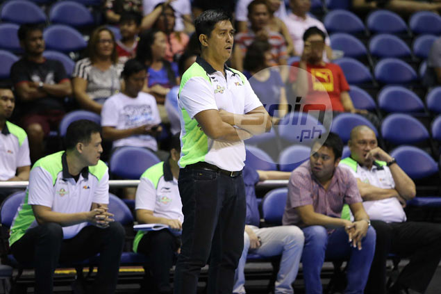 Look who's coaching GlobalPort after yet another strange move by team owner