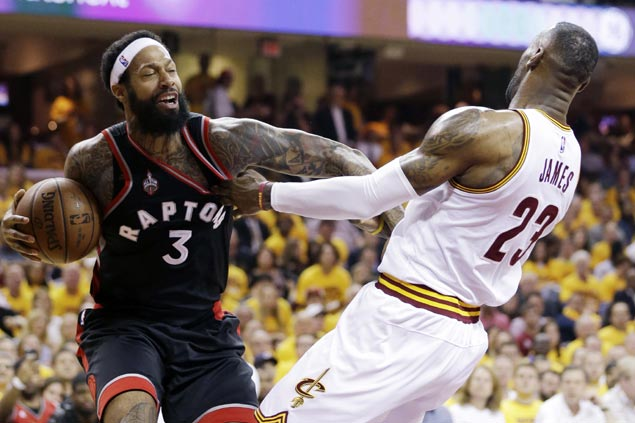Frenzied fans, home court edge crucial to force another Game 7 for road-weary Raptors