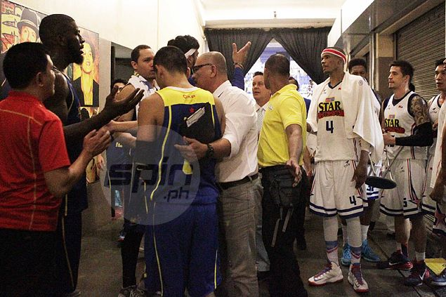 Devance pins blame on 'hothead' Ivan Johnson for post-game shouting match at Big Dome