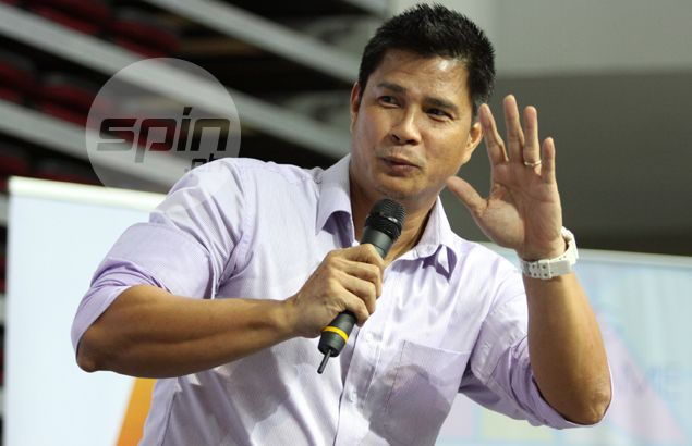 Find out what PBA great Jojo Lastimosa is doing for FEU's basketball program