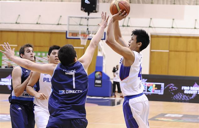 Batang Gilas end Fiba Under-17 campaign on high note with romp over host UAE