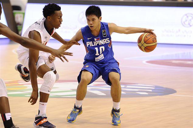 Batang Gilas clobber Thai squad in Seaba Under-18 Championship opener