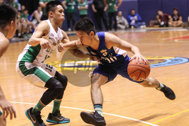 Ateneo high school standouts Jolo Mendoza, Gian Mamuyac commit to Blue Eagles